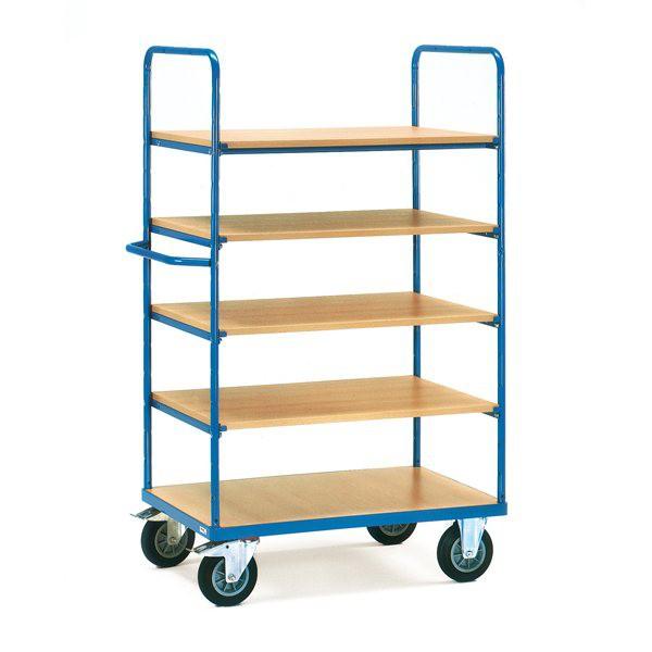 Etagenwagen mit Böden Retrag 8343