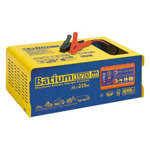 Batterie-Ladegerät GYS BATIUM-15-24