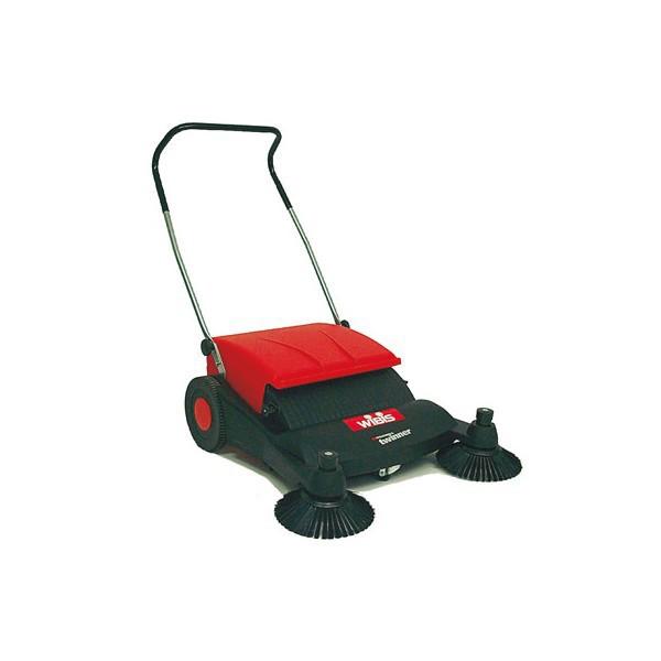 Handkehrmaschine WIBIS T800 Twinner
