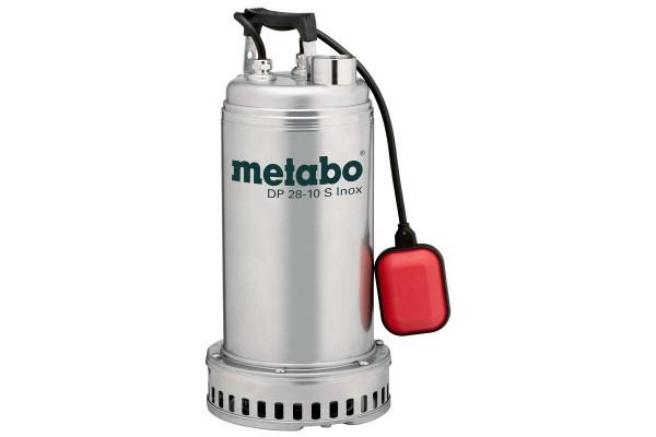 Drainagepumpe DP 28-10 S Inox metabo