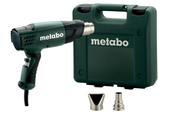 1600-Watt-Heißluftgebläse H 16-500 metabo