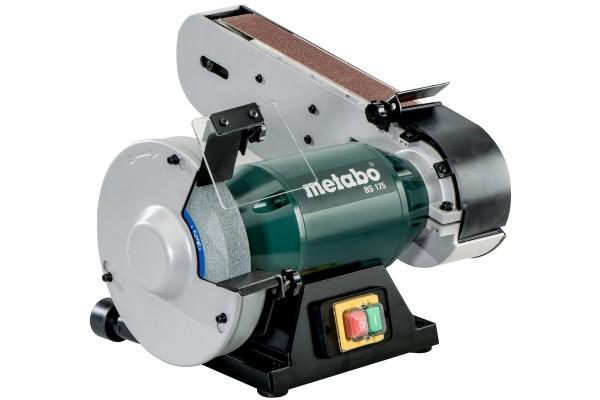 500-Watt-Kombi-Bandschleifmaschine BS 175 metabo