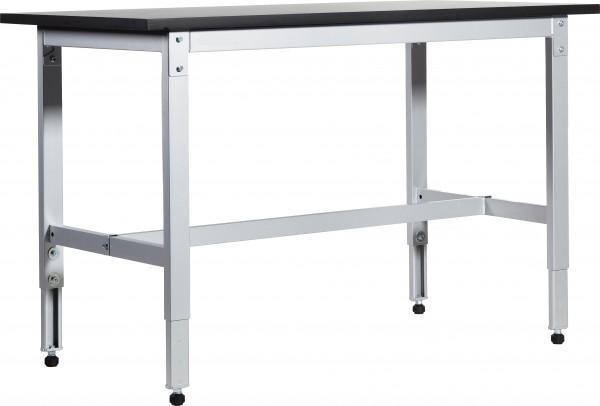Arbeitstisch höhenverstellbar 800 - 1000 mm Widmer 951120