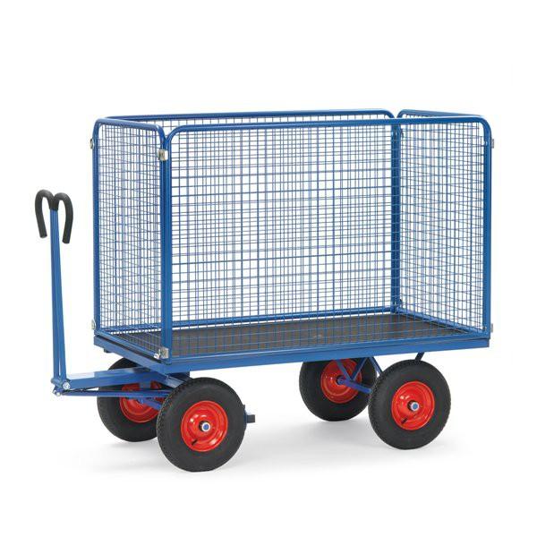 Handpritschenwagen Retrag 6444V