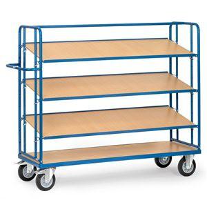 Etagenwagen mit Böden Retrag 4255
