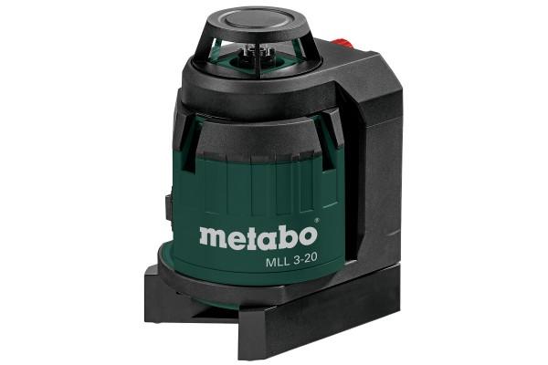 360°-Multilinienlaser MLL 3-20 metabo