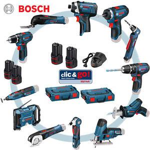Clic&Go Bosch