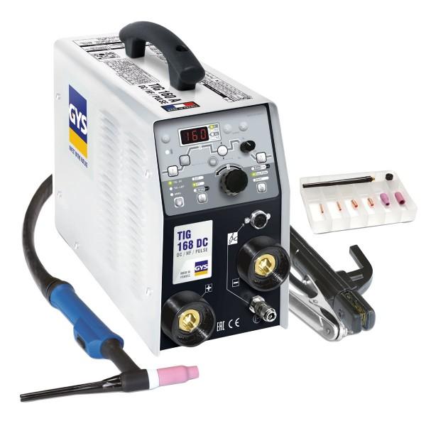 TIG-Schweissgerät, TIG 168 DC HF