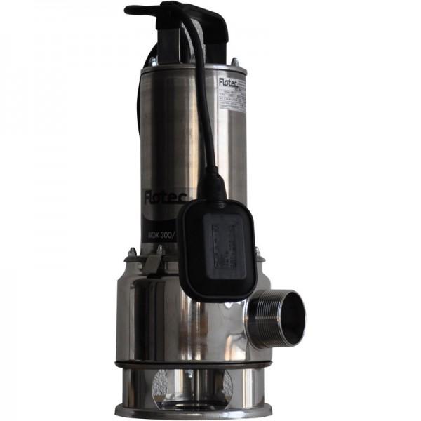 Schmutzwasser-Tauchpumpe Flotec Biox 300/10