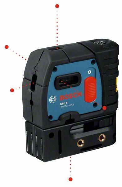Bosch Punktlaser GPL 5