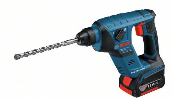 Bosch Akku-Bohrhammer mit SDS plus GBH 18 V-LI Compact, Solo Version