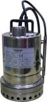 Klarwasser-Tauchpumpe HYDRO-STAR INOX 500 E