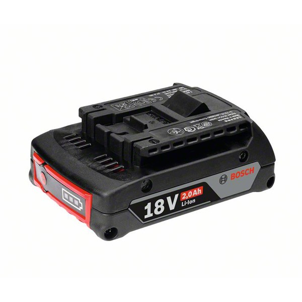 Bosch Akkupack GBA 18 Volt, 2.0 Ah