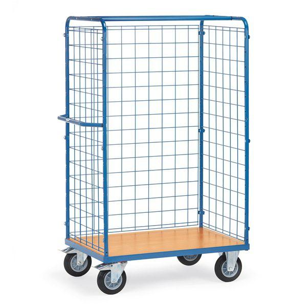 Paketwagen mit Drahtgitterwänden Retrag 8582-1