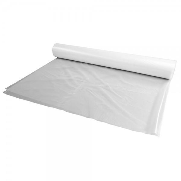 Baufolie LDPE transparent 1/1 Palette