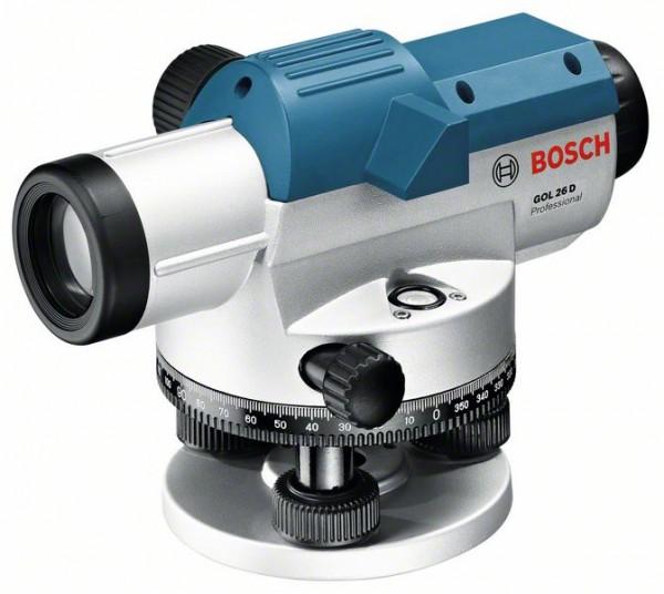 Bosch Optisches Nivelliergerät GOL 26 D