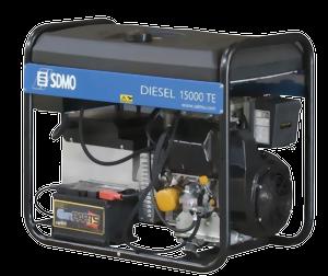 Stromerzeuger Widmer Diesel 15000 TE