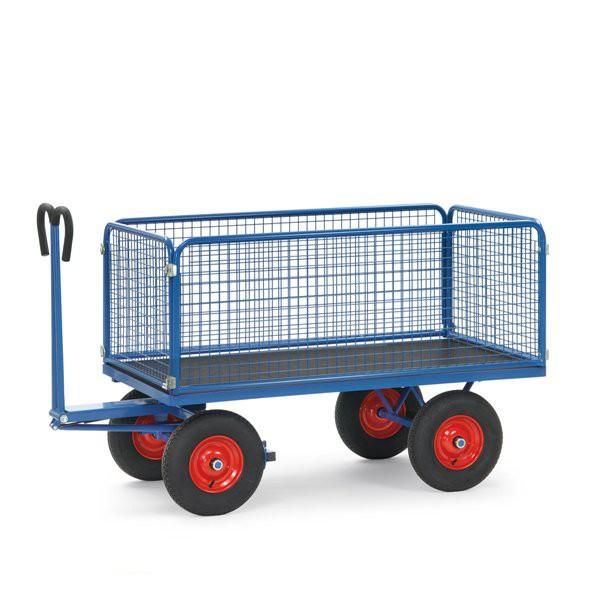 Handpritschenwagen Retrag 6435L