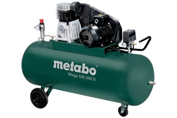 Kompressor Mega 520-200 D metabo