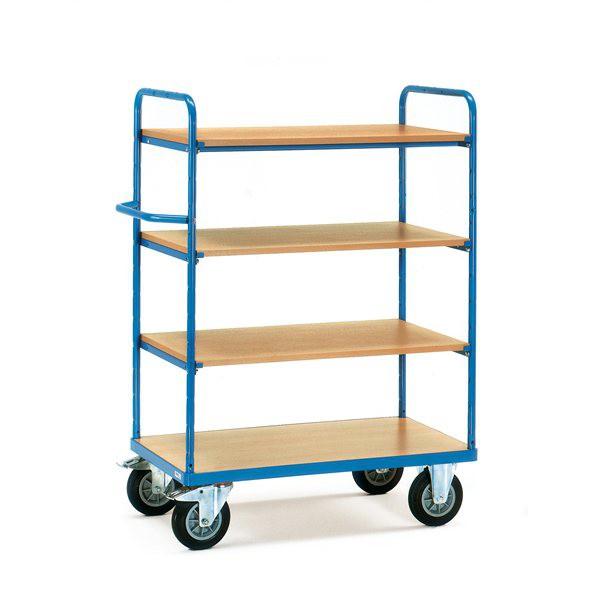 Etagenwagen mit Böden Retrag 8202